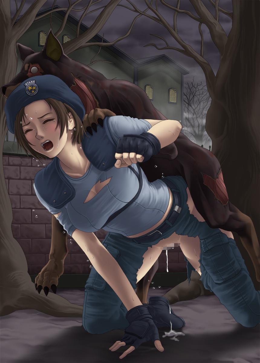 panties resident jill evil 3 Oyako saiin chiiku ~ konna ore ni uzuite modaero!