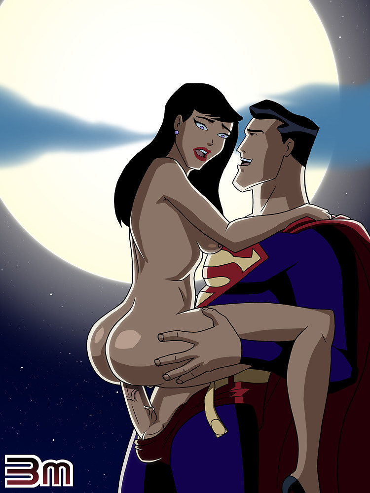 torrent series superman animated the Ge hentai male:monster