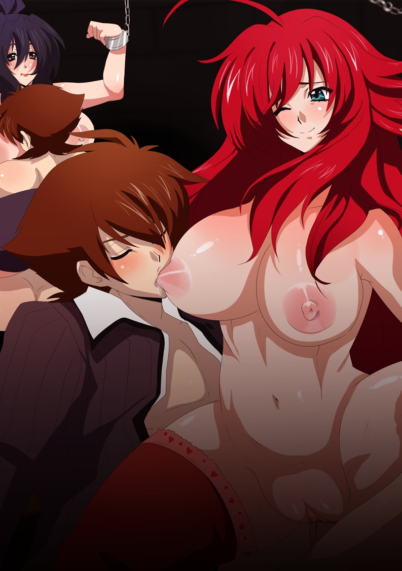 issei highschool and fanfiction rias dxd lemon Ludwig the holy blade human