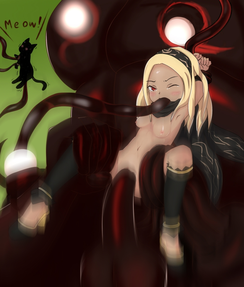 and kat syd gravity rush Highschool of the dead kyoko
