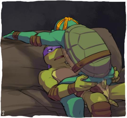 ninja mutant teenage xxx turtles Olivia octavius into the spider verse