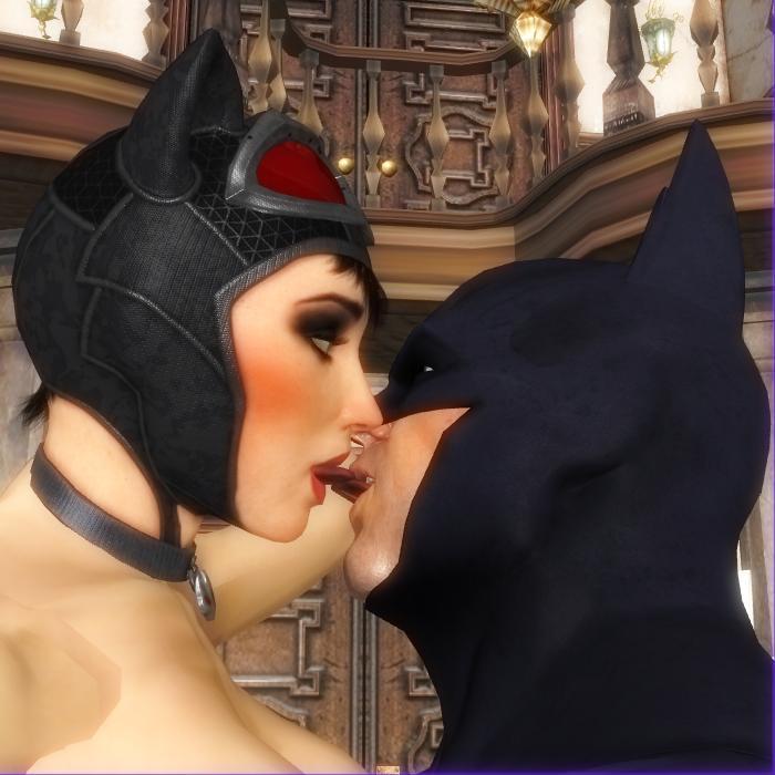 city batman mods arkham nude Breath of the wild gelbooru