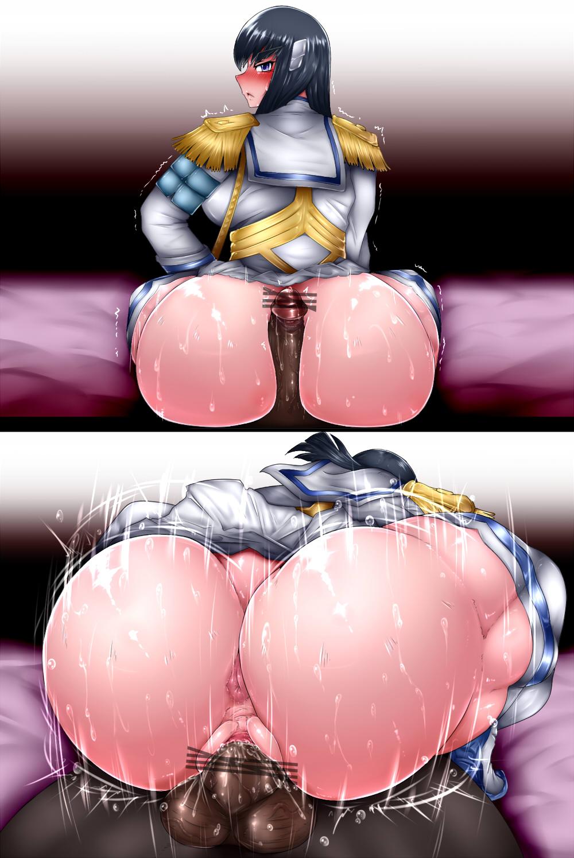 la ass kill kill satsuki Boku no hero academia pussy