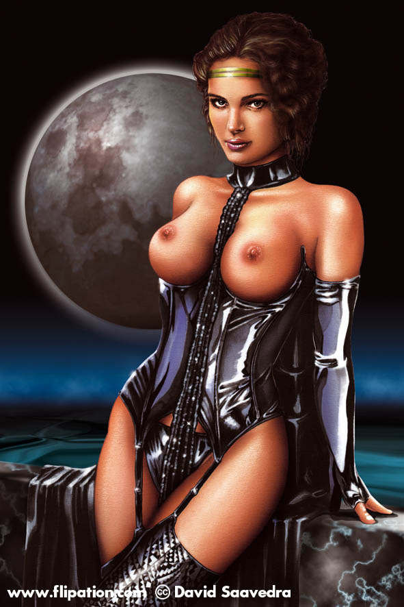 star abs portman wars natalie Harley quinn arkham city nude