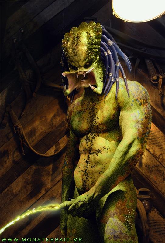 predator vs alien Garry's mod dragon ball z