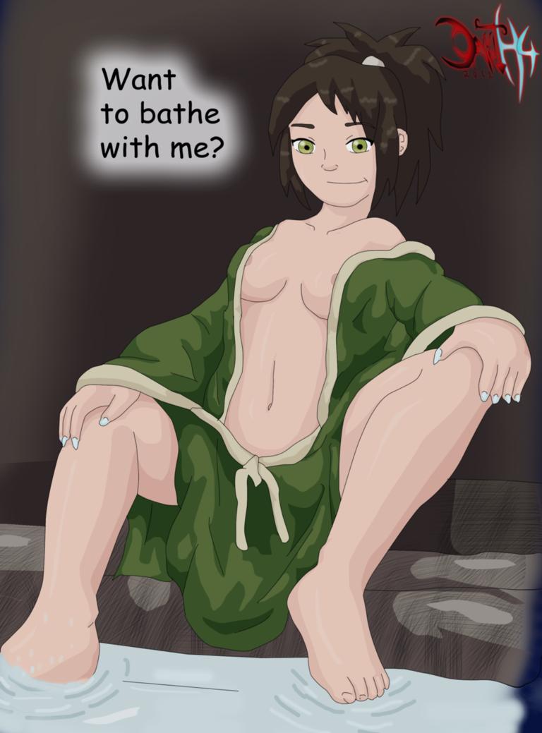 jin avatar last airbender the Return of the living dead nudity