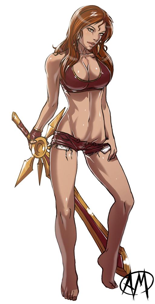 legends league of God of war poseidon's princess