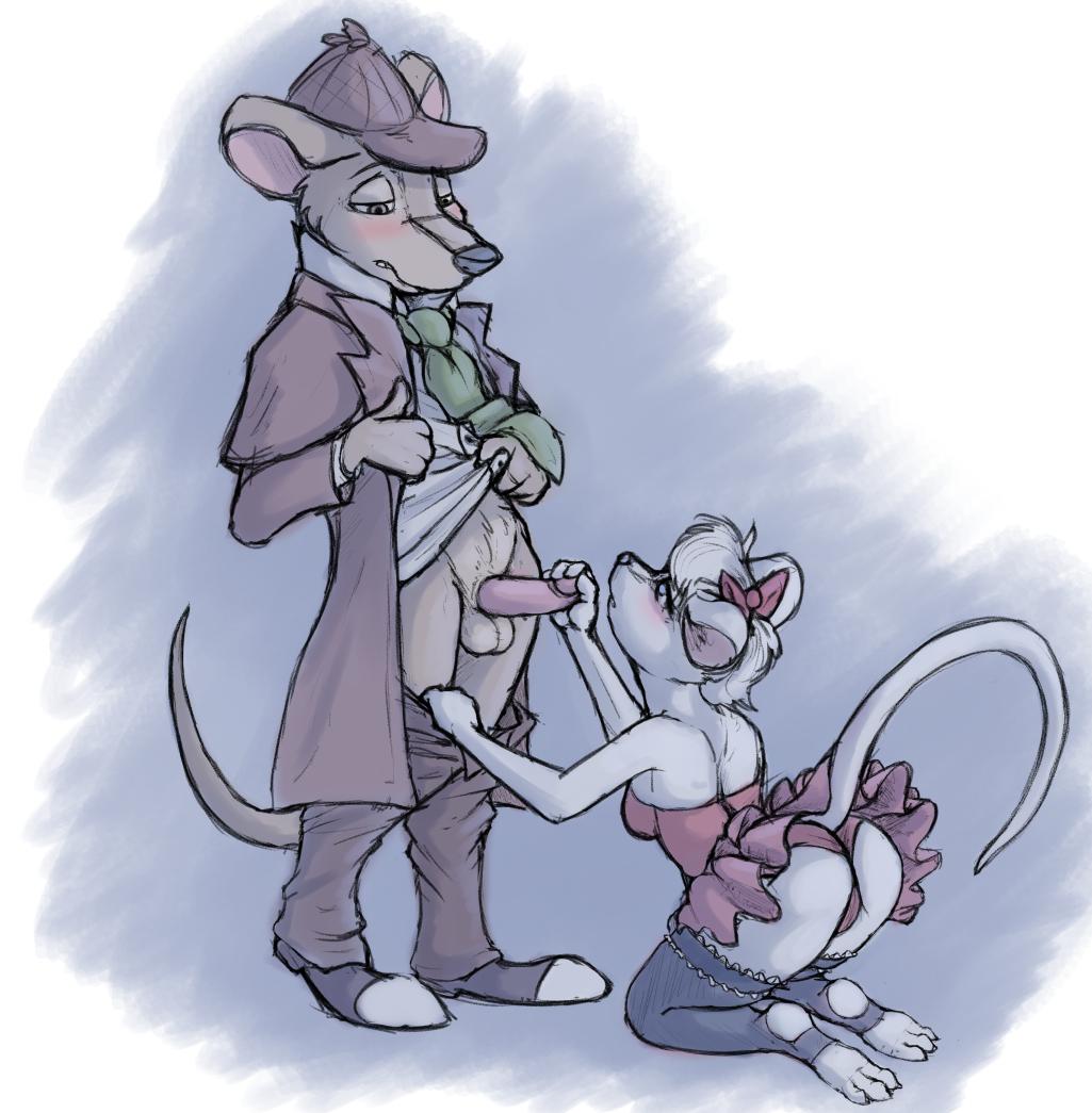 miss mouse kitty Angel dust from hazbin hotel