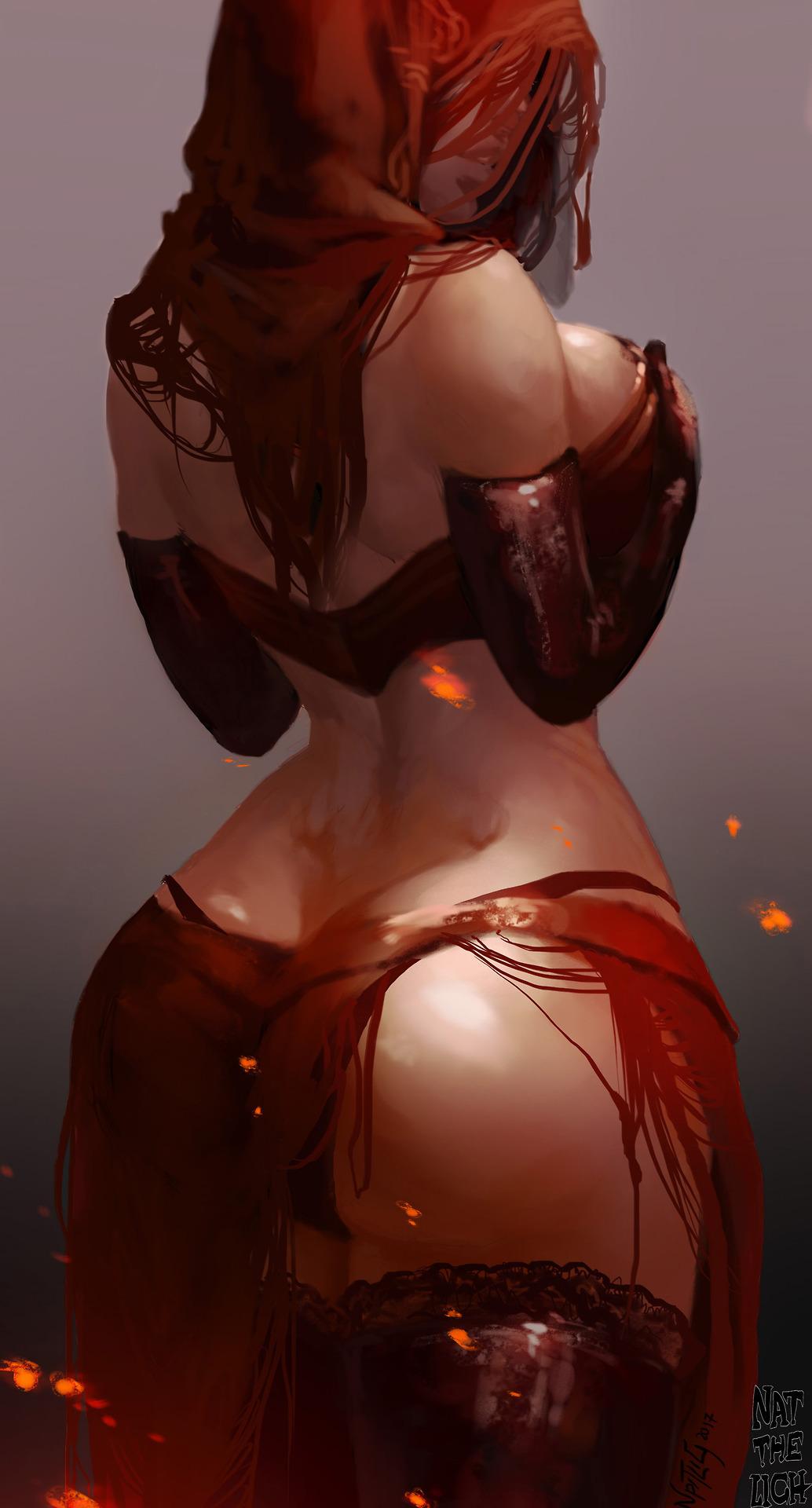 dark 2 hentai sorceress desert souls Love death and robots yan