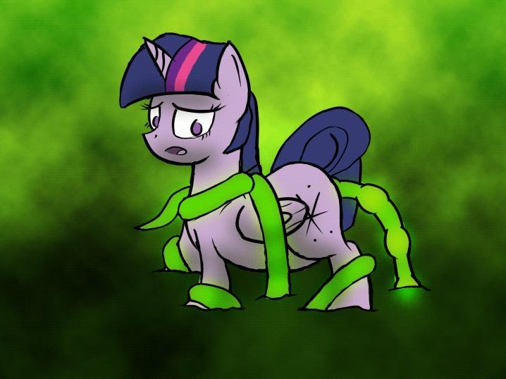 my belly little inflation pony Furyou ni hamerarete jusei suru kyonyuu okaa-san: the animation