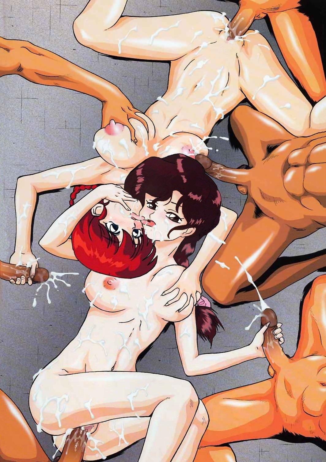 ranma nudity 1/2 Eris billy and mandy wiki