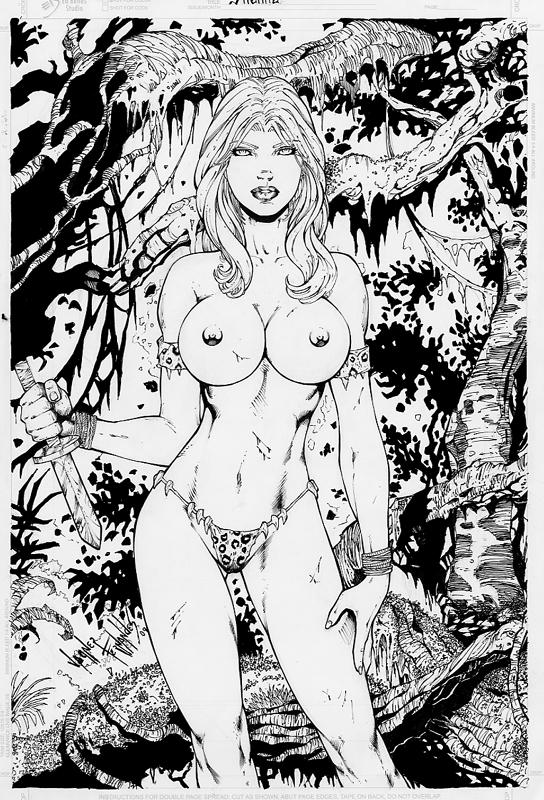nude she the shanna devil Kagachi sama onagusame tatematsurimasu netorare mura inya hanashi the animation