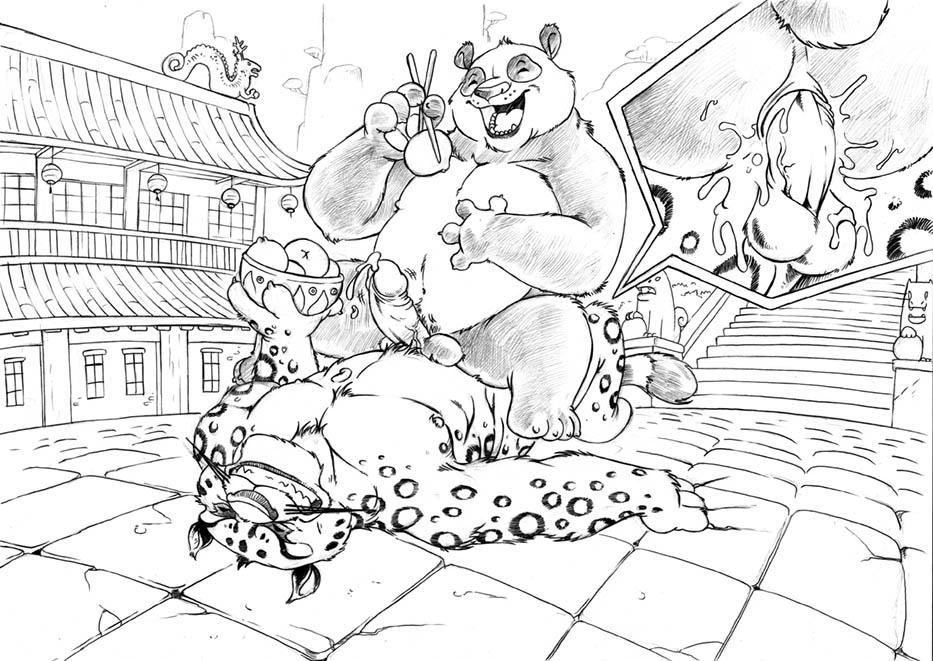 tigress panda fu kung nude Danny phantom dani daughter fanfiction
