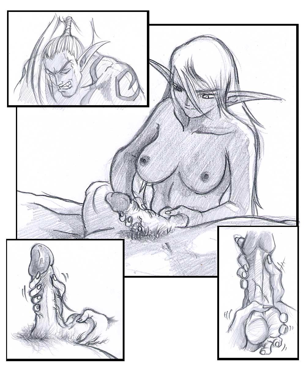 night elf demon male hunter Hellblade: senua's sacrifice nudity