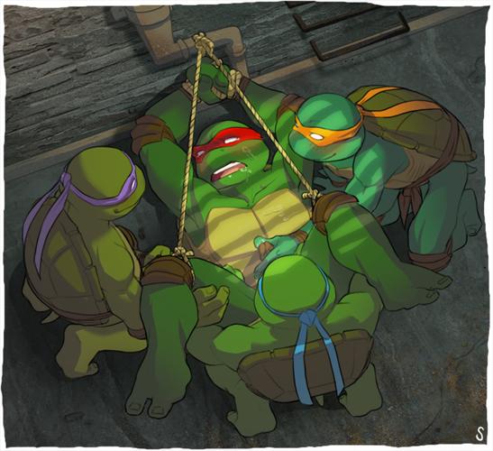 mutant xxx ninja teenage turtles Phineas and ferb candace feet