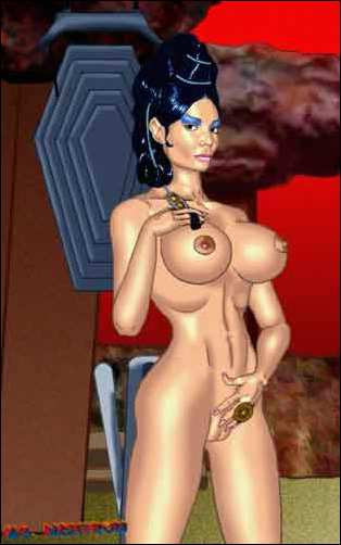 star deanna troi nude trek Nasaka and the valley of the wind