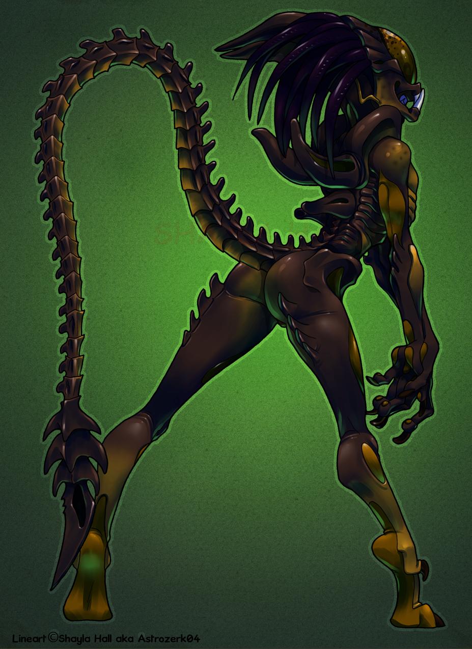 vs alien predator Imaizumin-chi wa douyara gal no tamariba ni natteru rashii