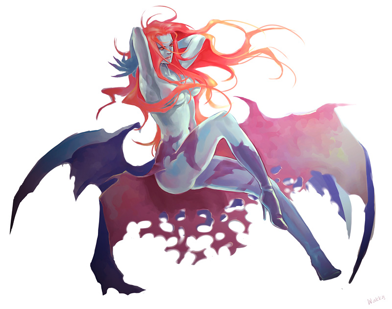 girl naked cover 5 gta White haired fox girl anime