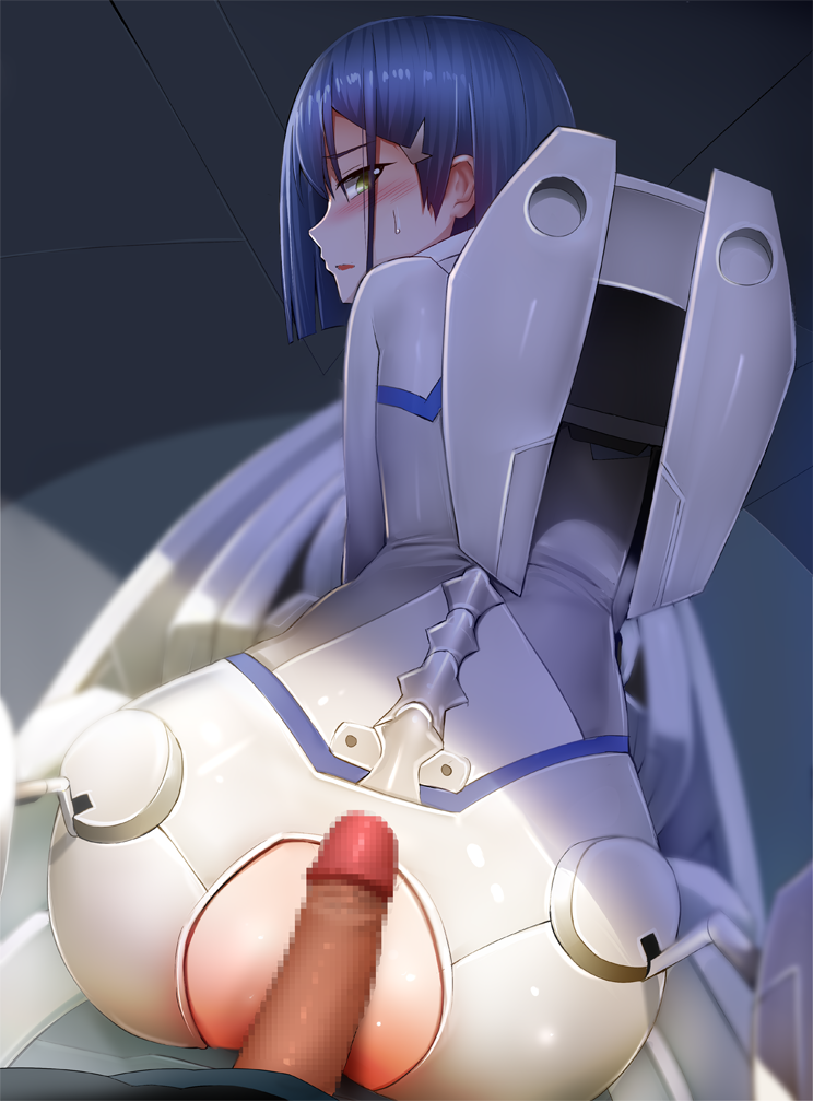 franxx darling ichigo porn in the Brother and sister