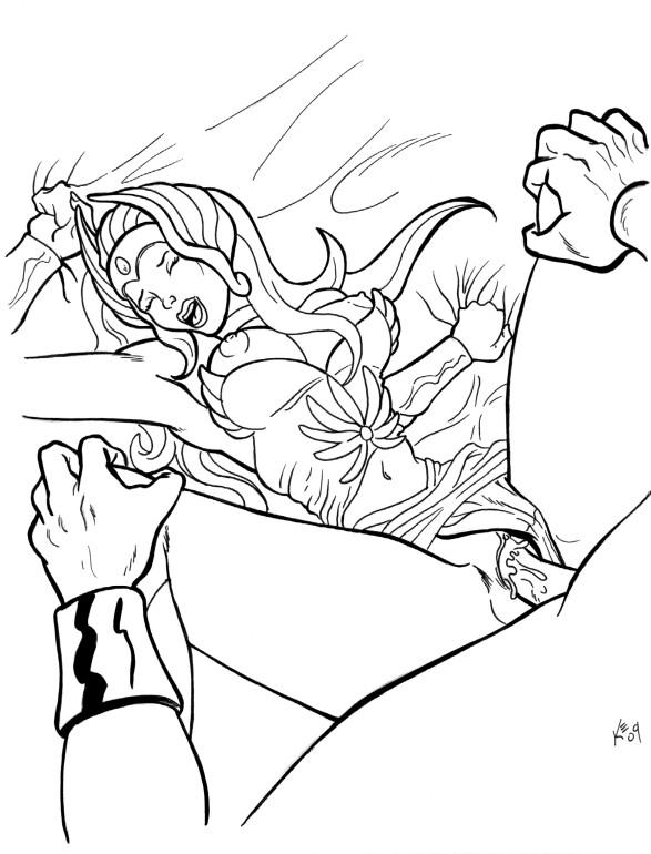 mi-da-ra Seven deadly sins elizabeth gif