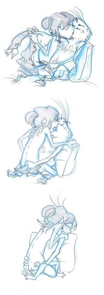 ed nazz edd eddy n Monster girl quest spider girl