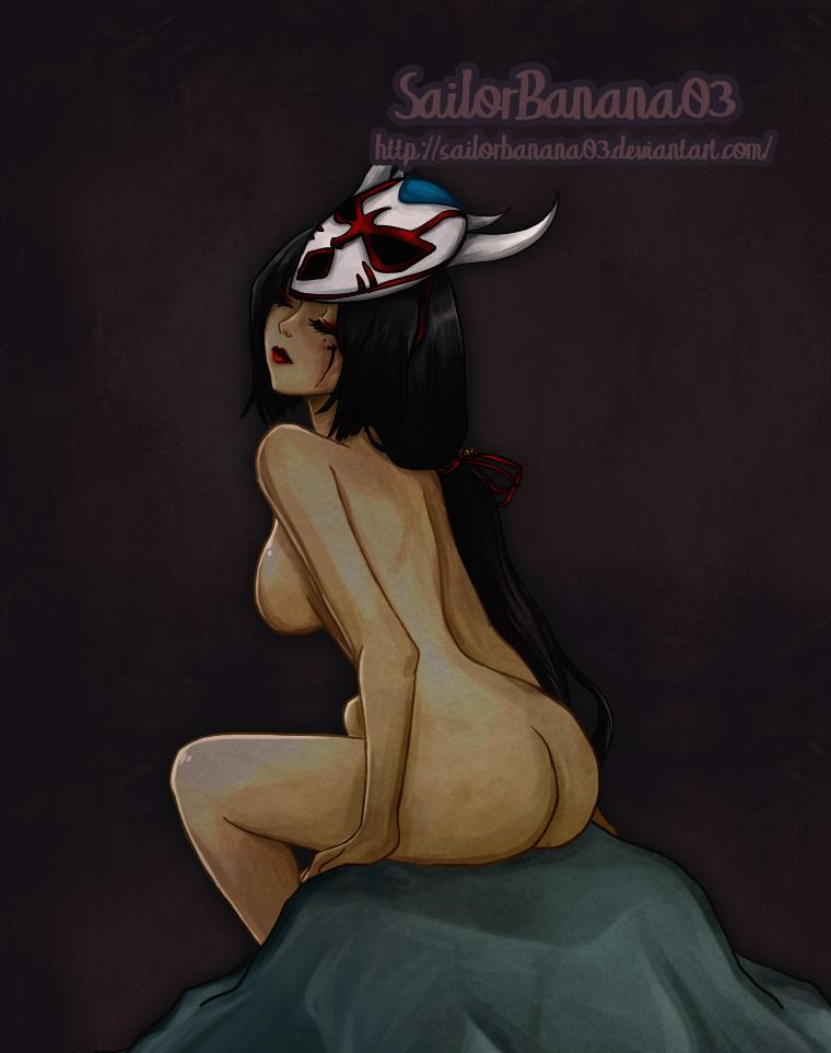 lanessa blood  bloodlust: crown Dragon ball z chichi porn
