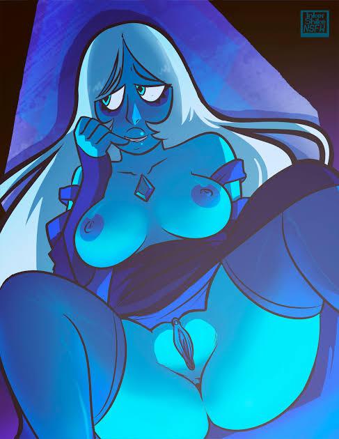 yellow steven and universe diamond diamond blue Elf san wa yaserarenai oga