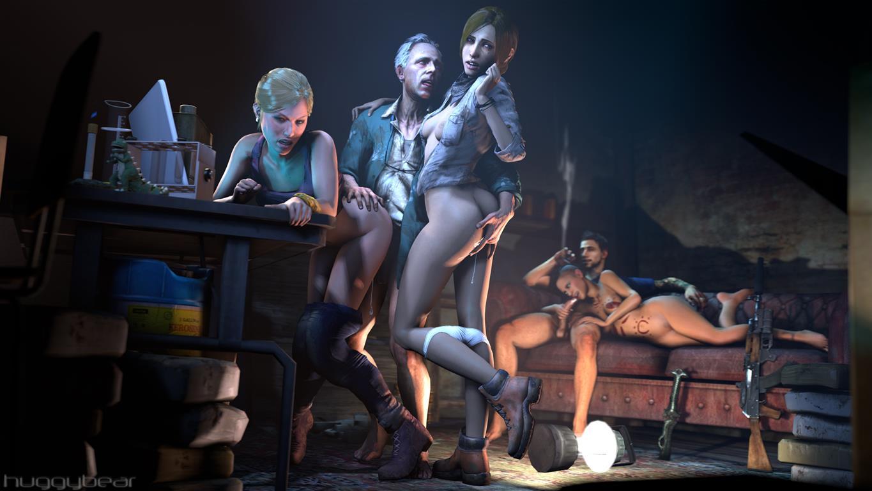 3 citra nude far cry My hero academia girls naked