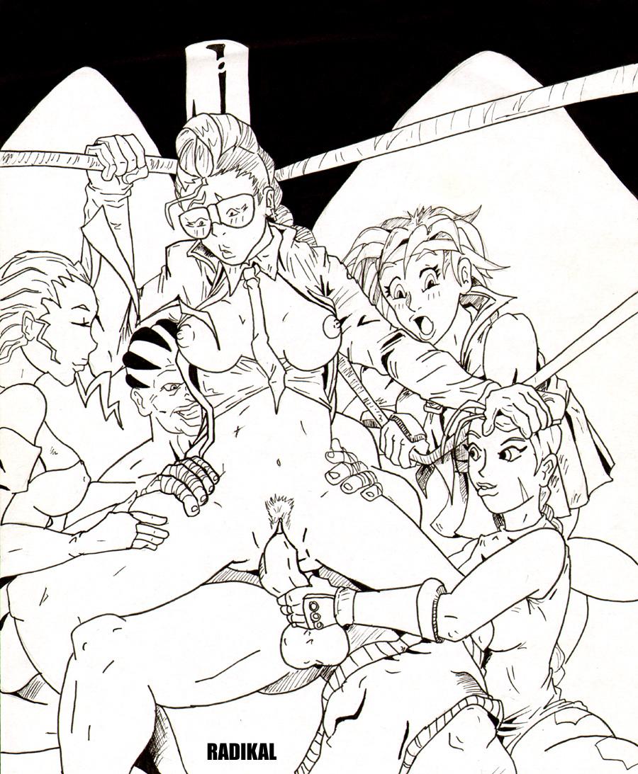 fighter sakura street Bendy and the ink machine anime