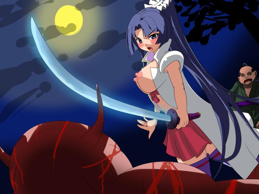 ookami-san to shichinin Daughters of aku
