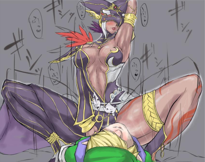 nayru legend din zelda and of farore Kateikyoushi no oneesan 2 the animation h no hensachi agechaimasu