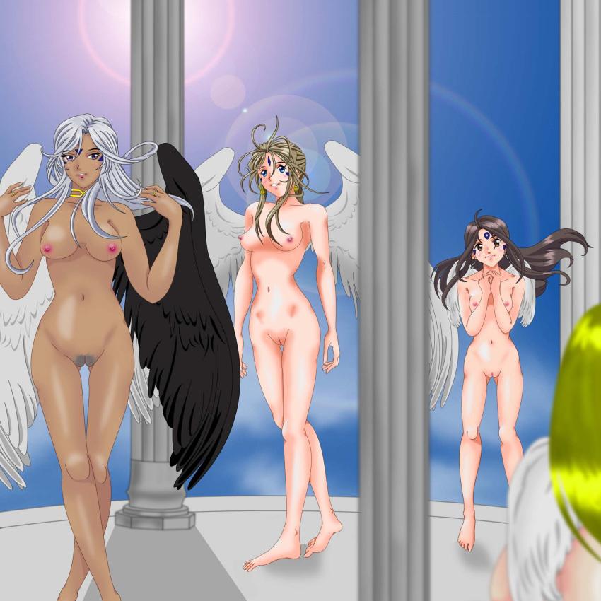 girls invite criminal only nude God eater 3