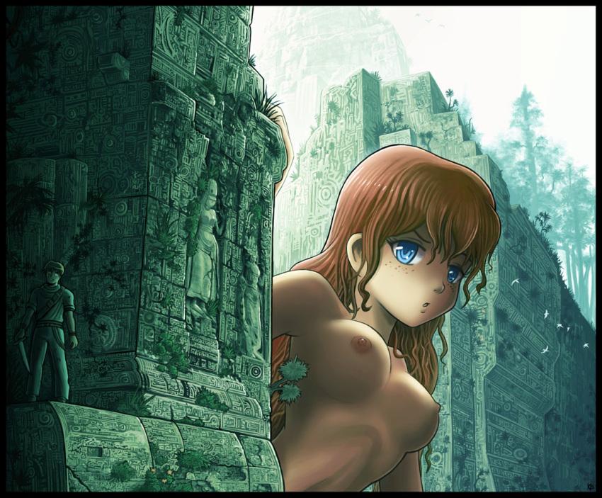 colossus shadow the pelagia of Ero semi: ecchi ni yaruki ni abc - the animation