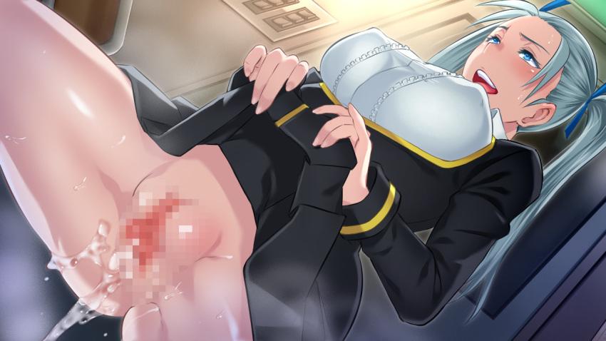 no osanazum nobunaga-sensei Big balls and small penis