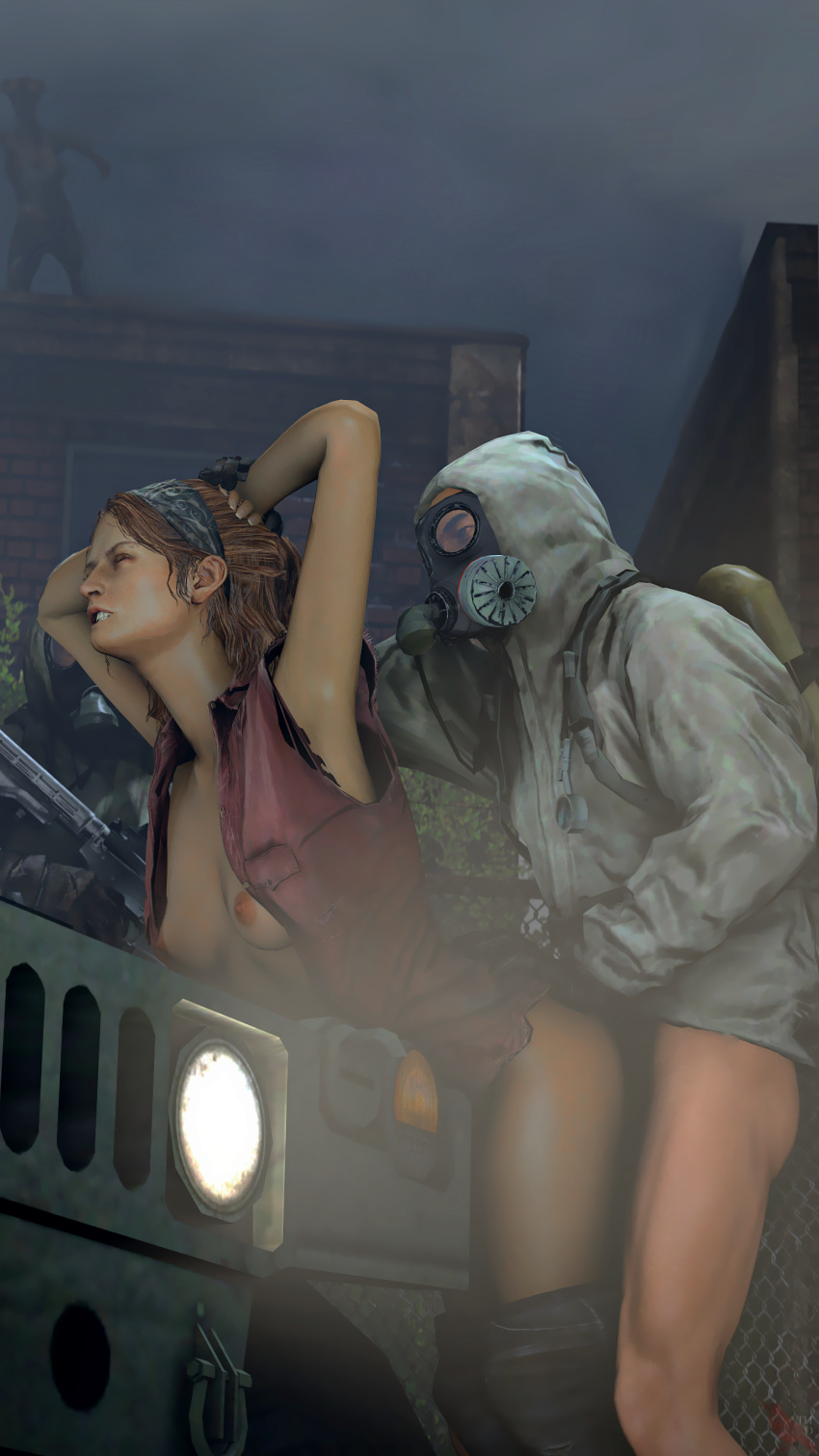 us of the ellie last ass Left 4 dead male witch
