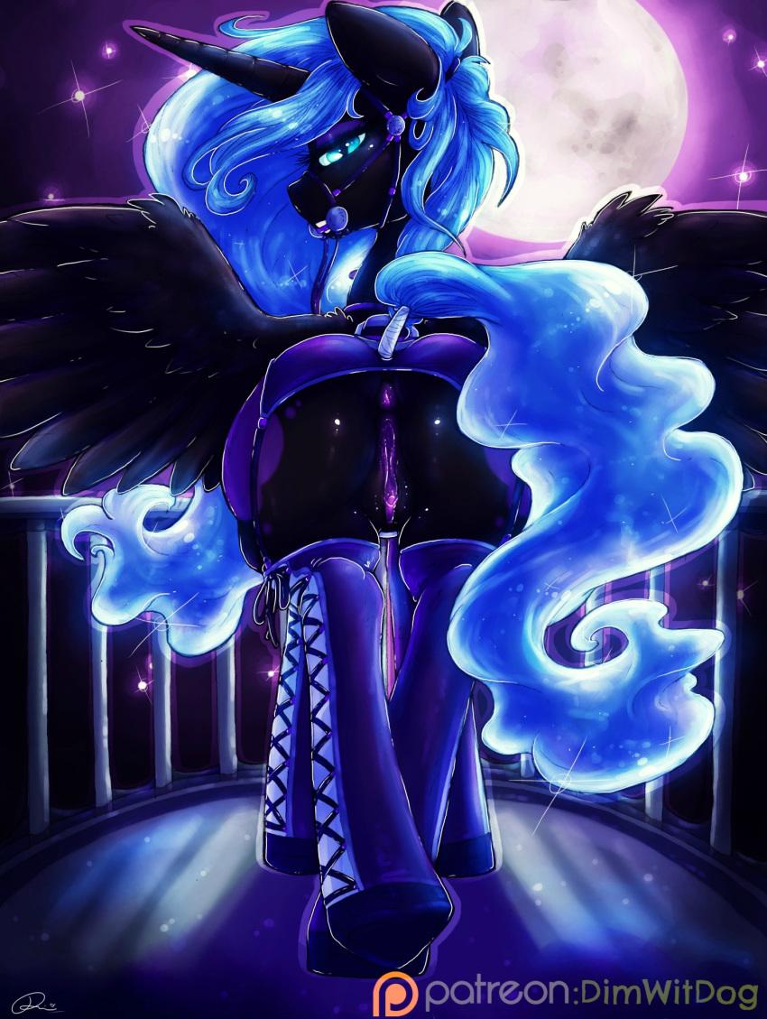 moon nightmare a human as Kiss-shot acerola-orion heart-under-blade zerochan
