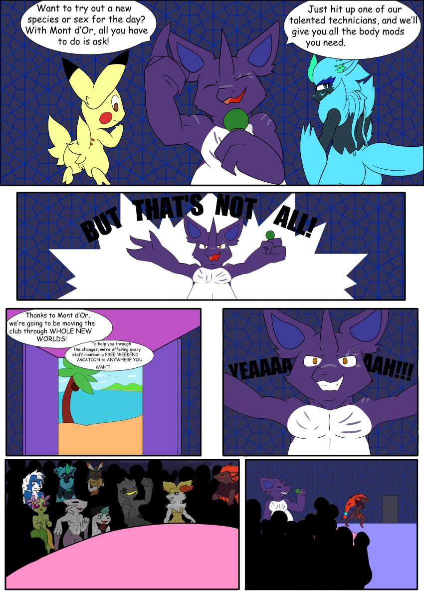 jester fark spark electric the Steven universe pearl and mystery girl