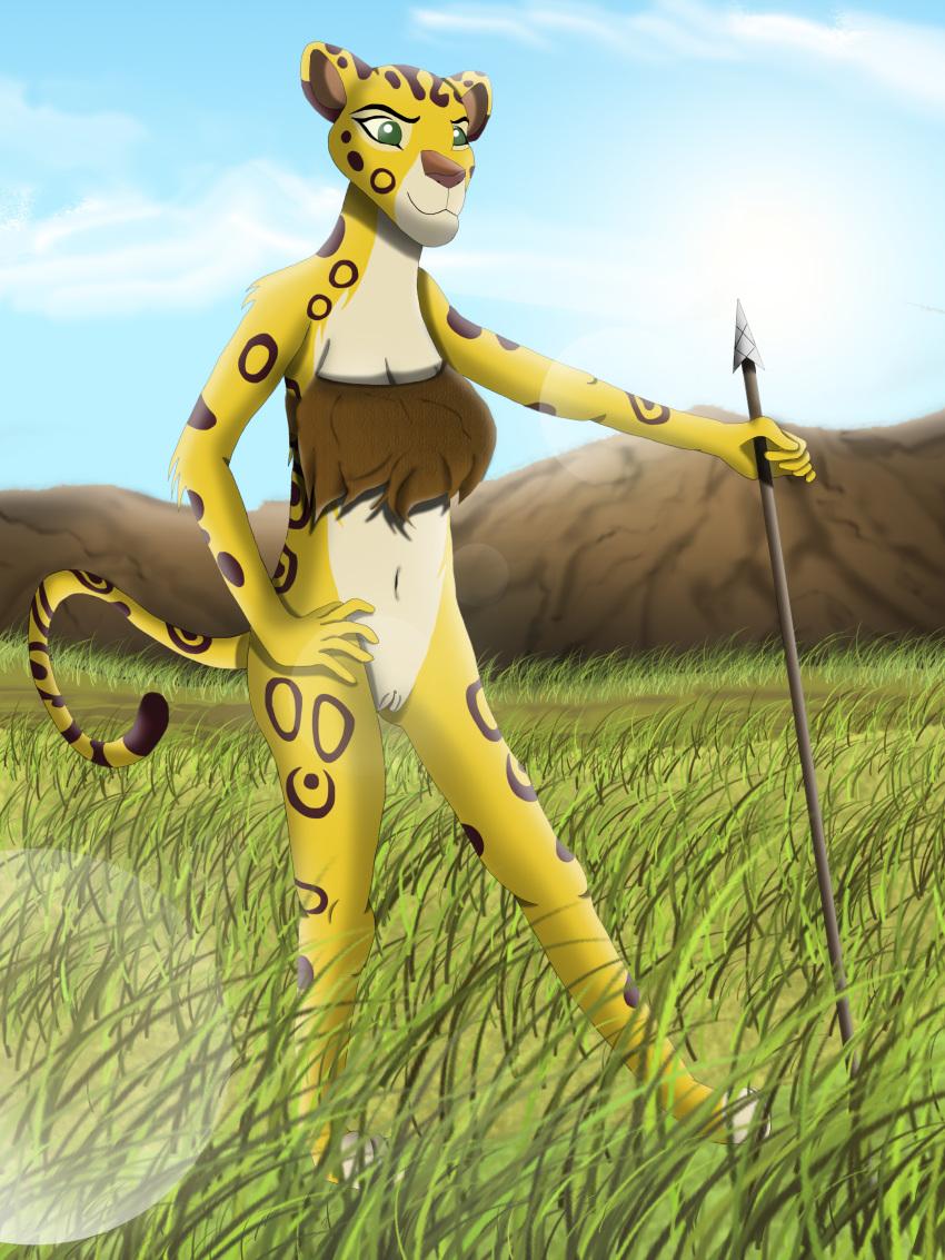 lion kion and guard fuli [mentaiko/ itto] priapus