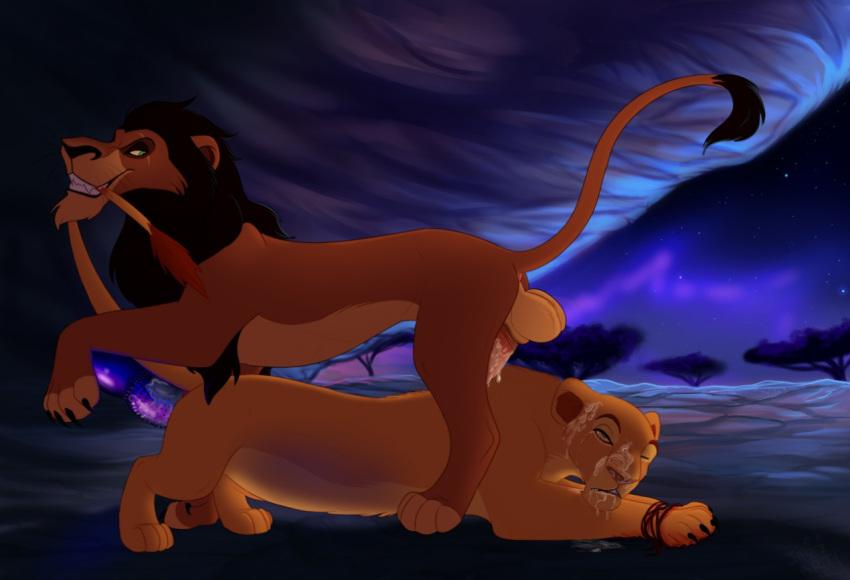 pregnant king the nala lion My time in portia arlo
