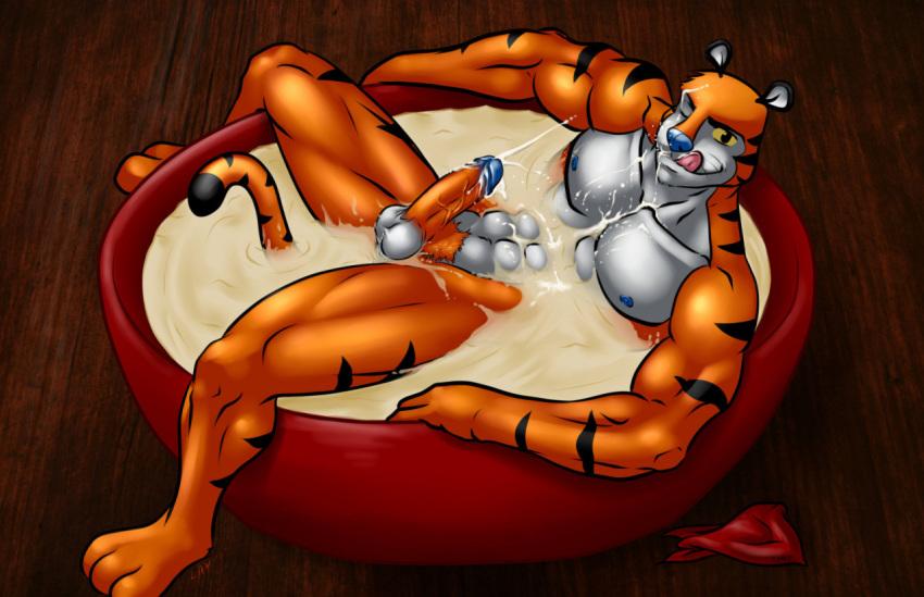 nose tiger the tony blue Renkin 3 kyu magical pokan