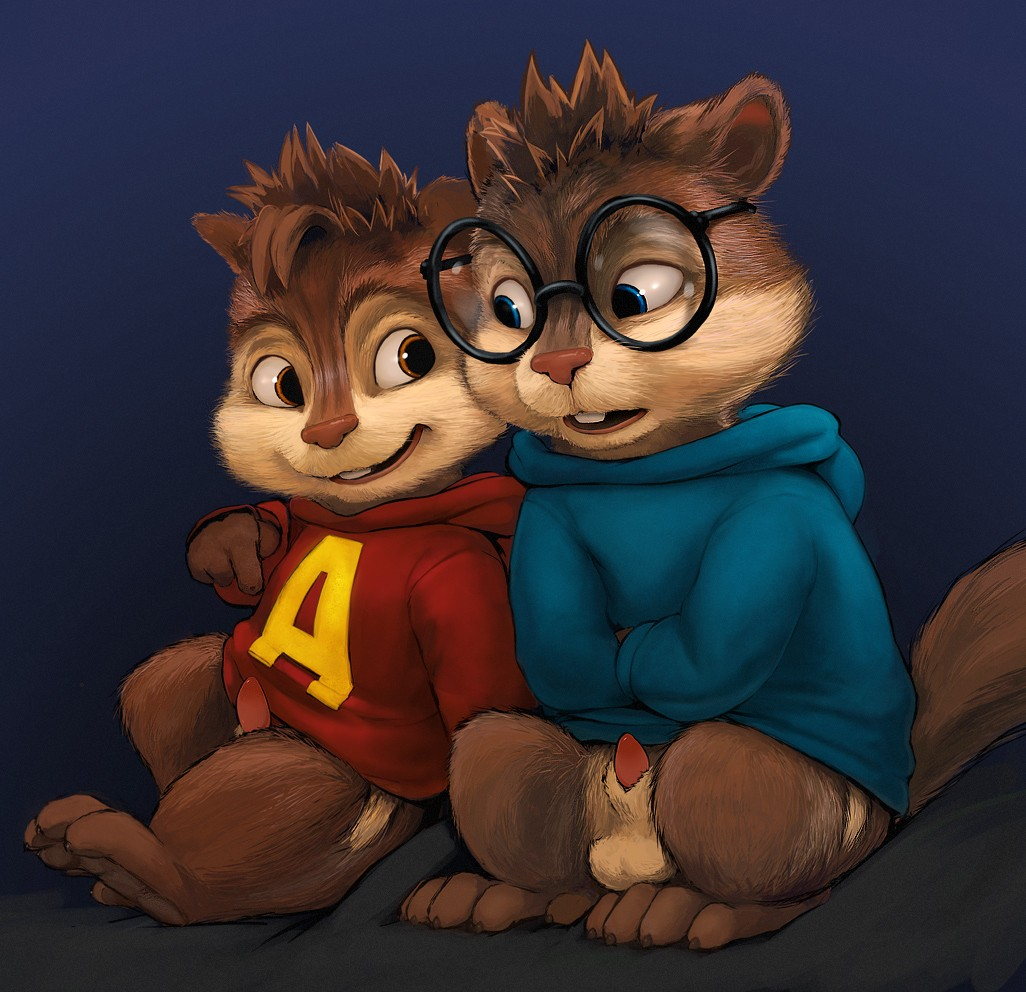 and nude alvin chipmunks the Heavens lost property