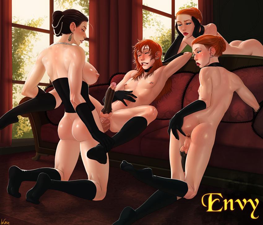 7 sins deadly diane naked Arkham knight harley quinn butt