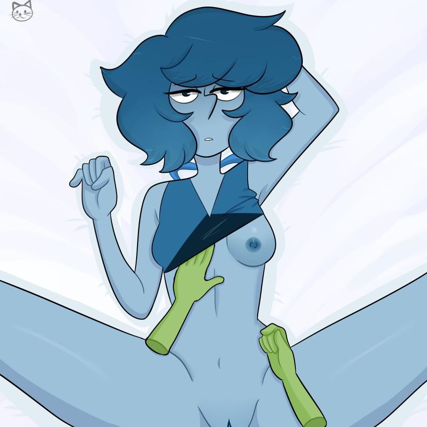 lapis naked lazuli universe steven Darling in the franxx strelizia