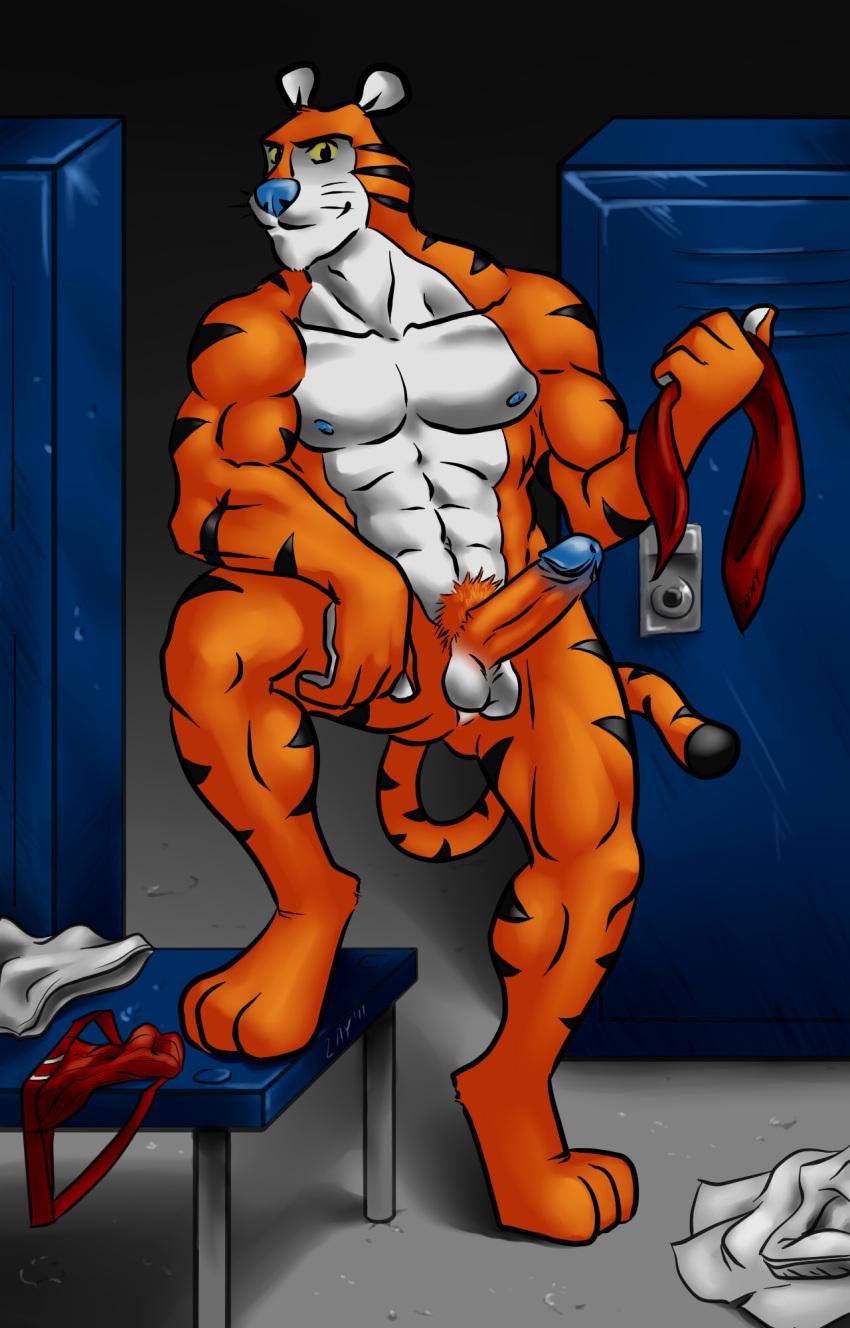 the tony tiger blue nose Kill la kill aikuro meme
