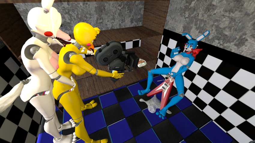 and fnaf bonnie toy toy chica Star vs the forces of evil vore